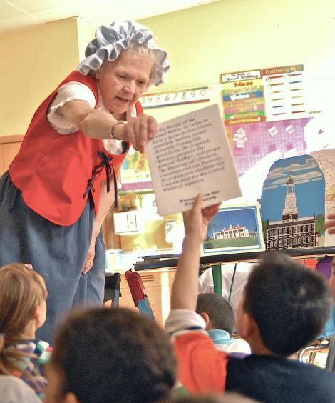 Betsy Ross Quaker School